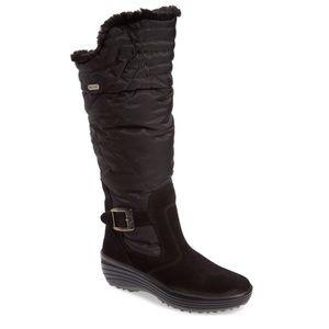Natasha Faux Fur Lined Waterproof Boot